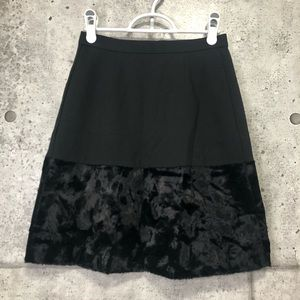 🆕 French Connection Fast Pony Patch Skirt